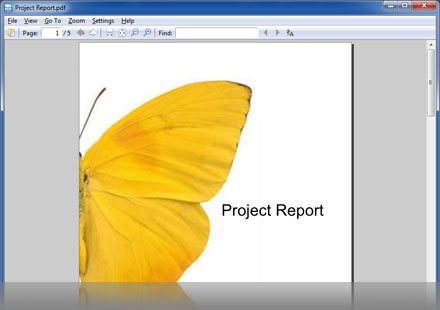 PDFLite - PDF ReaderFree and open source PDF viewer and PDF